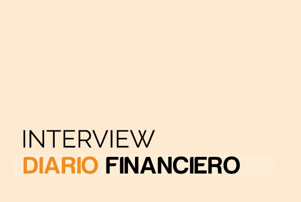 Interview for the DIARIO FINANCIERO Chile: Digital can't live without R&D