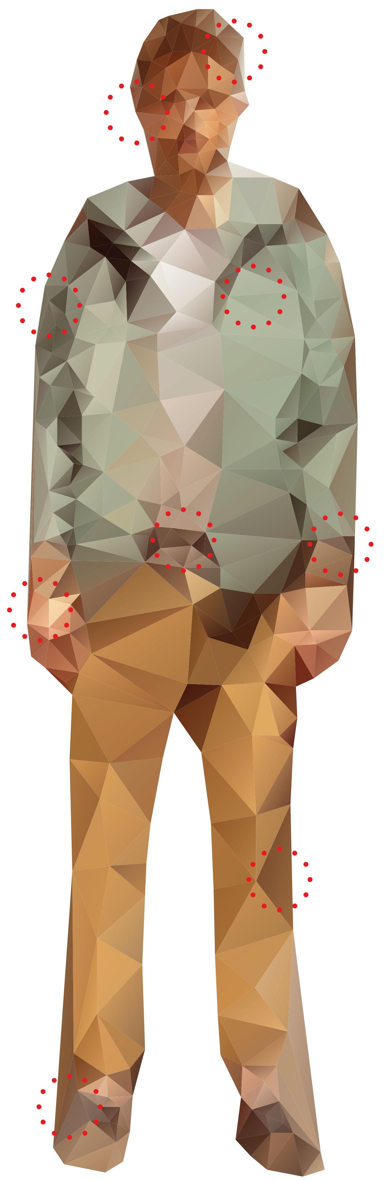 Sensor Planning - Man with Sensors